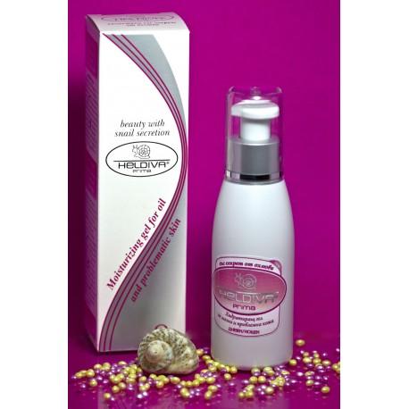 HelDIVA Prima : Moisturizing gel for problematic skin (day/night), 90 g